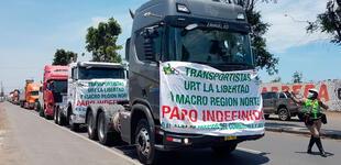 Transportistas suspenden paro convocado para este martes tras acuerdos con el Gobierno