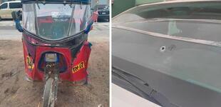 Callao: delincuente es abatido por la Policía Nacional tras robar una mototaxi
