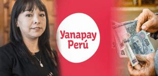 Mirtha Vásquez anuncia entrega de segundo bono Yanapay si continúa alza de precios