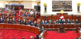 Congreso le rinde minuto de silencio al parlamentario fallecido Fernando Herrera