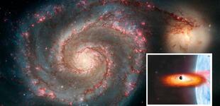 Encuentran extraño cuerpo en el espacio que podría convertirse en el primer planeta fuera de la Vía Láctea