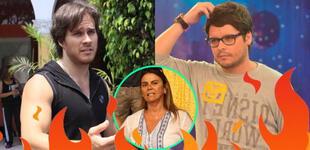"""Miguel Arce cuenta su verdad sobre Gian Piero Díaz: """"Le hizo algo a La reina madre, Marisol Crousillat"""""""