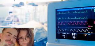 Da a luz a su bebé, fallece por COVID-19 tres semanas después y deja grave a su hija tras contagiarla