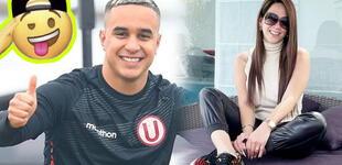 """Melissa Klug se muestra jovial y Jesús Barco comenta enamorado: """"Tu único limite soy yo"""" [FOTO]"""
