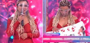 """Eduardo Rabanal sorprende con romántico detalle EN VIVO a Paula Arias: """"Mi amor"""" [VIDEO]"""