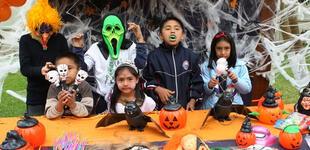 ¿Cómo explicar a los niños el día de Halloween?