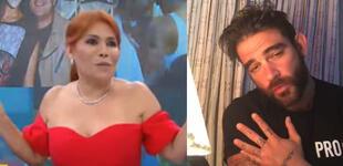 """Magaly Medina a Diego Val tras tildar su programa de 'porquería': """"No le has ganado nada a nadie"""""""