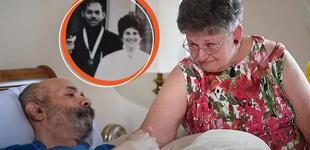 Fueron separados por el racismo de sus padres y 42 años después se juntan para siempre [FOTOS]