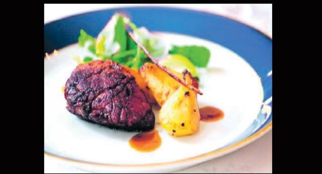 El secreto del chef: Para hacer el plato con menos  calorías, sancocha las mollejitas y dóralas superficialmente.