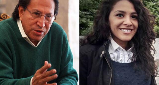Alejandro Toledo dice tener buena relación con su hija Zaraí.