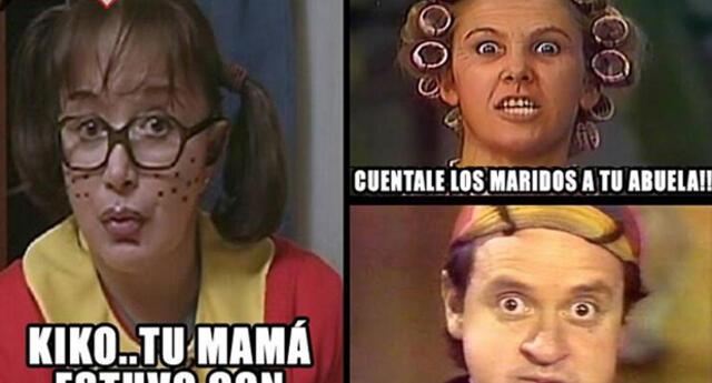 Memes se burlan de 'doña Florinda' tras declaraciones de 'Kiko' y 'La Chilindrina'