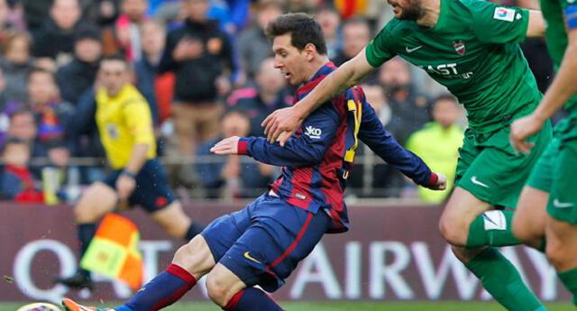 Barcelona: Lionel Messi es el máximo asistente de la ...