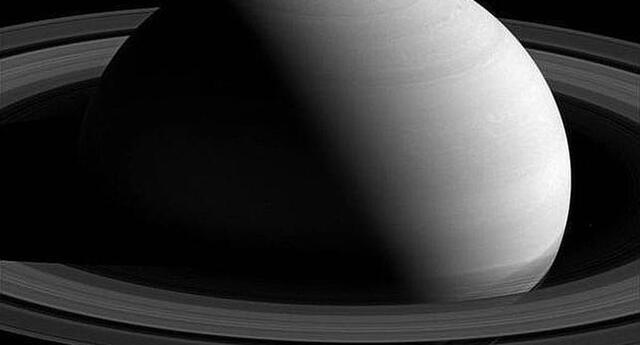 Imagen fue publicada en el Twitter de la NASA.