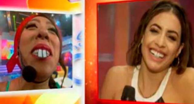 ¿Milett Figueroa tiene dientes grandes? La Mamacha parece que tiene la respuesta.