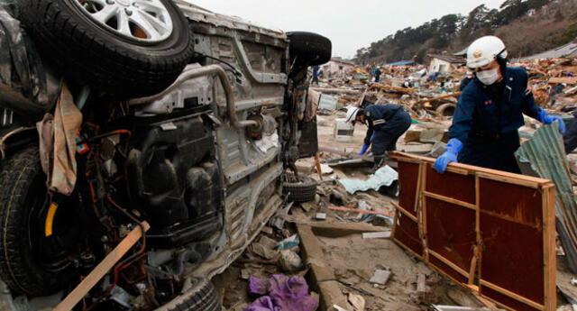 Fukushima, cuatro años después del desastre nuclear.