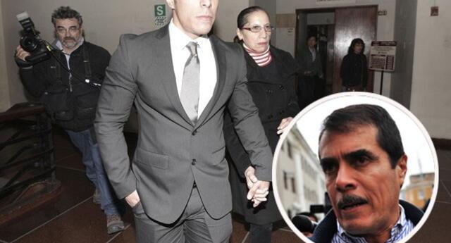 Ariel vendrá al Perú para la audiencia en la Corte Suprema