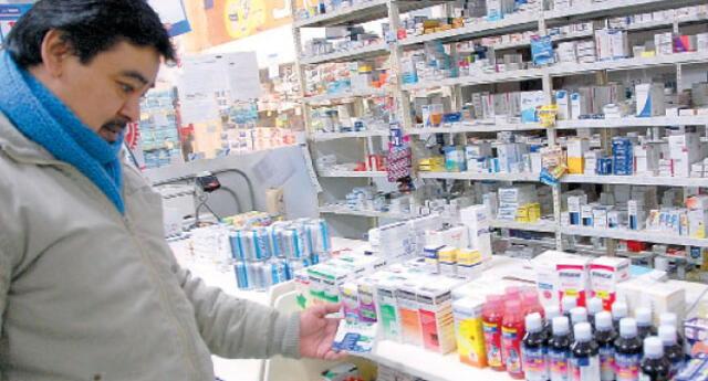 Automedicarse podría traer trastornos de salud