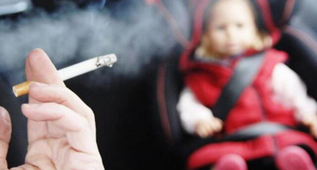El fumador pasivo aspira tres veces más nicotina