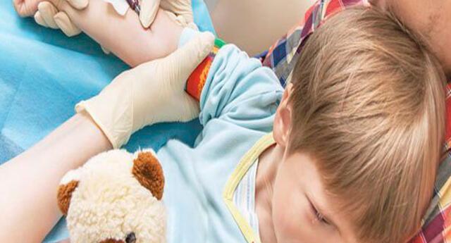 Los niños son vulnerables a este tipo de cáncer