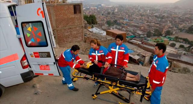 Para cualquiern emergencia médica puede llamar gratuitamente al 106 del SAMU