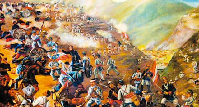 La Batalla de Tarapacá fue uno de los acontecimientos bélicos más importantes de la historia del Perú