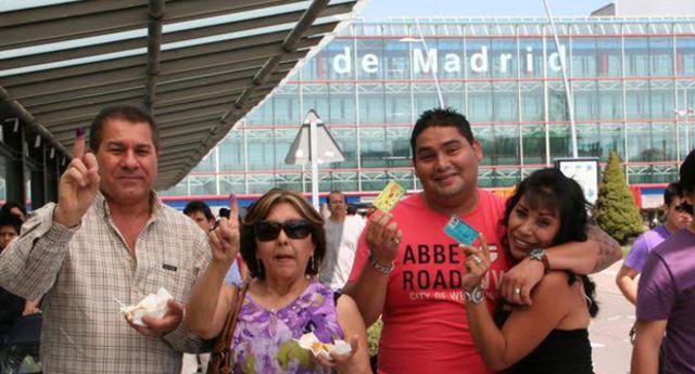 Peruanos en el extranjero sufren cuando visitan España como turistas