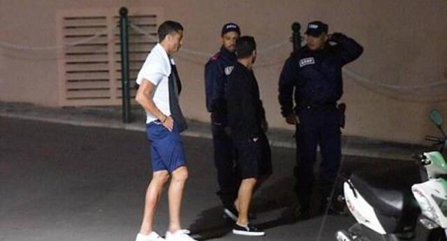 Cristiano Ronaldo ganador de la Champions y la liga se encuentra ahora en problemas con la justicia