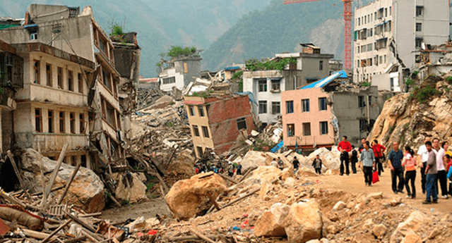 Científicos prevén el triple de terremotos para el 2018