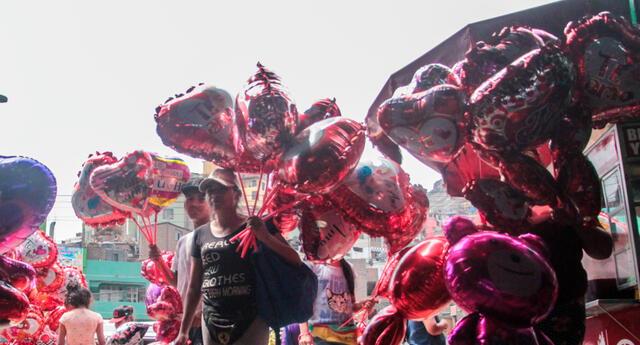Día de San Valentín es una de las fiestas más importantes del calendario