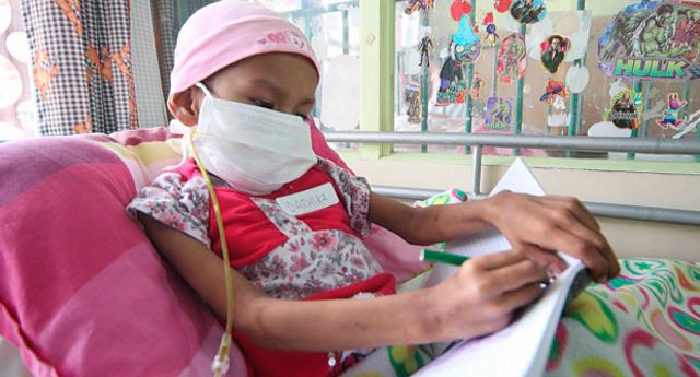 Reforzarán la lucha contra el cáncer infantil en el Perú