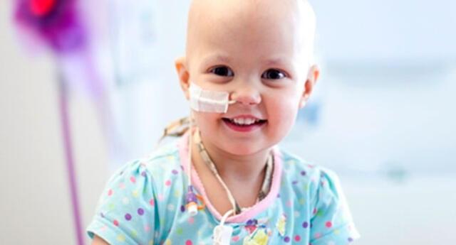 El 85 % de niños con cáncer cuenta con la posibilidad de recuperarse si le detectan la enfermedad a tiempo