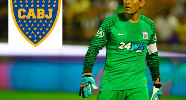 Leao Butrón declaró a Olé su respeto y admiración por Boca Juniors
