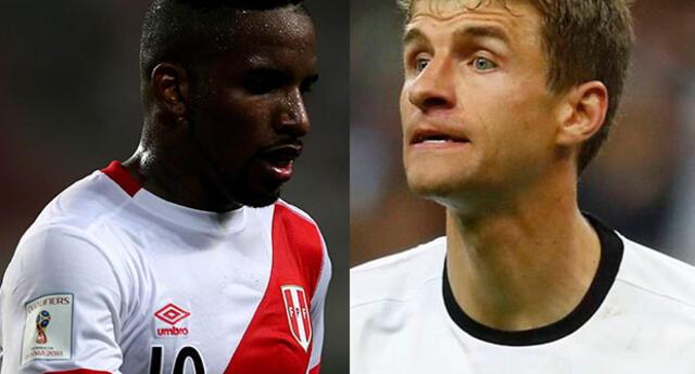 Alemania niega amistoso con la selección peruana