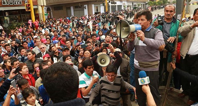 Gobierno declara ilegal huelga de maestros en varias regiones
