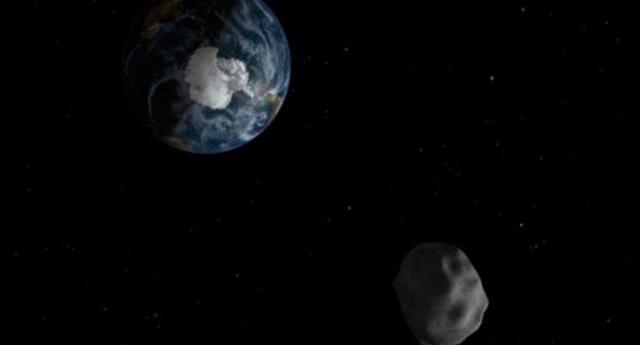 """Asteroide """"potencialmente peligroso"""" pondrá en amenaza a la Tierra"""
