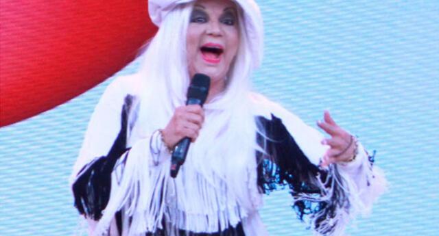 Yola Polastry dedicó show para niños y adultos