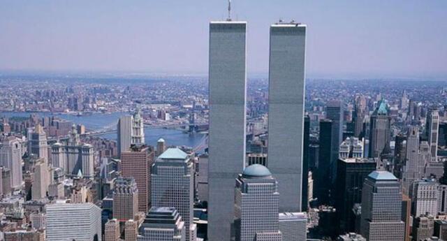 Así lucían las Torres Gemelas antes del atentado del 11 de septiembre