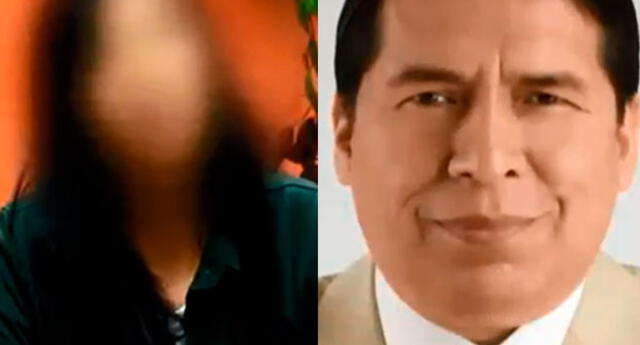 Joven denuncia a pastor Alberto Santana por cometer abusos contra ella.