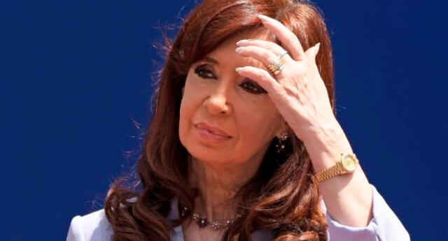 Cristina Fernández tiene orden de prisión preventiva