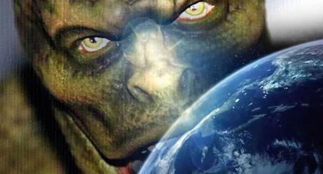 Reptilianos extraterrestres avanzados de la galaxia