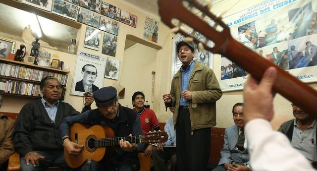 El día de la canción criolla se celebra este 31 de octubre