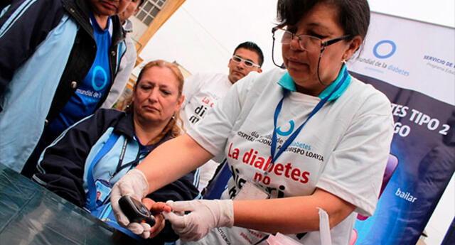 Preocupantes cifras sobre mortalidad relacionada con la diabetes en el Perú