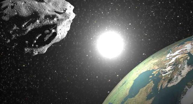 Tres asteroides rozarán la Tierra este sábado 10