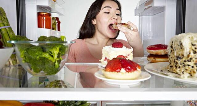 Debemos seleccionar correctamente que y cuanto comemos