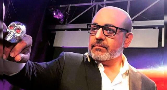 Andrés Hurtado interpretará a Beto Ortíz en parodia de 'El Valor de la Verdad'