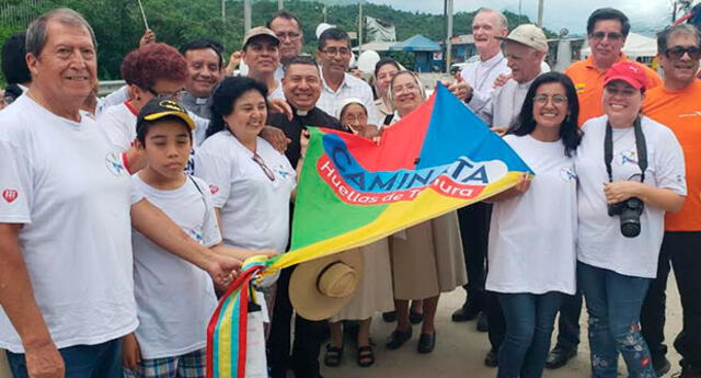 Se espera que más de mil personas participen de la caminata en Lima contra el maltrato infantil