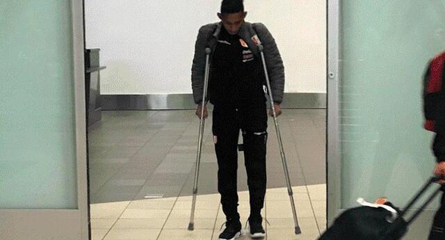 Gonzales le pone fe a su recuperación
