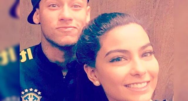 Ivana Yturbe y Neymar fueron vinculados