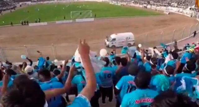 ¿El nuevo 'Upa Upa'? Componen canción a Deportivo Binacional