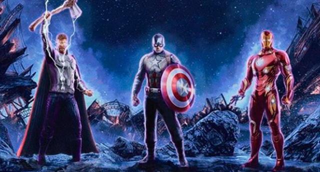 Nuevo spot muestra la batalla entre Thanos y Iron Man